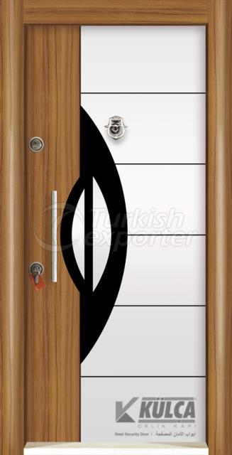 Y-1238 (LAMİNATE STEEL DOOR)
